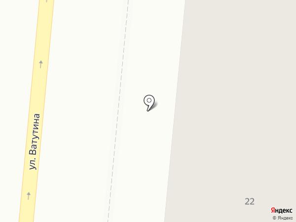 Магазин текстиля для дома на карте Первоуральска