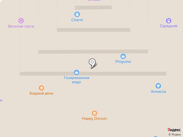 Бодрый день на карте Нижнего Тагила
