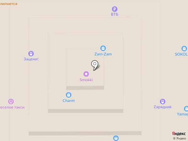 PYP.SU на карте Нижнего Тагила