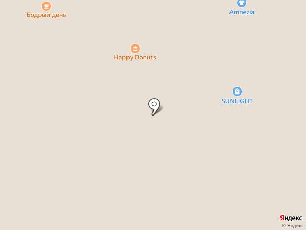 Мультик на карте Нижнего Тагила