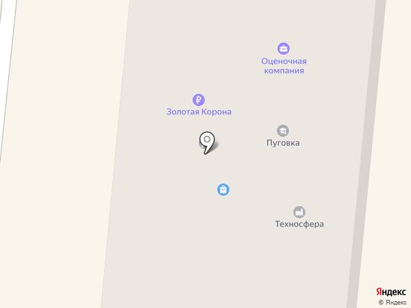 Дом ткани на карте Первоуральска