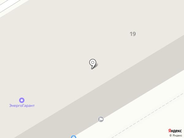 Коттон на карте Нижнего Тагила