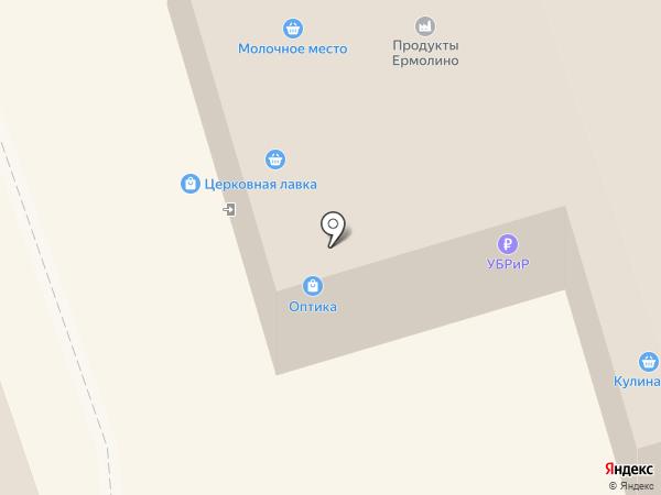 Ромкор на карте Нижнего Тагила