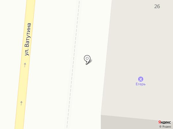 АЗИЯ-МАРКЕТ на карте Первоуральска