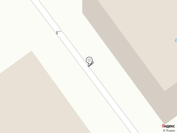 Автоцех на карте Нижнего Тагила