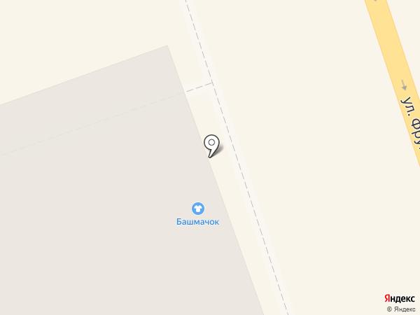Винная Карта на карте Нижнего Тагила