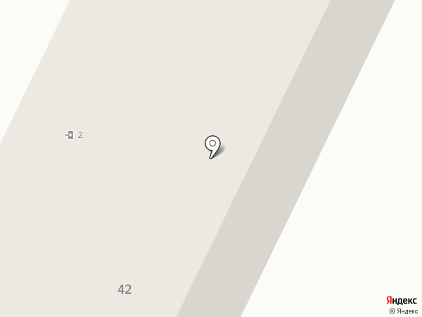 Лебяжинец на карте Нижнего Тагила