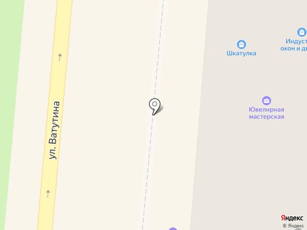 Оргтехника на карте Первоуральска