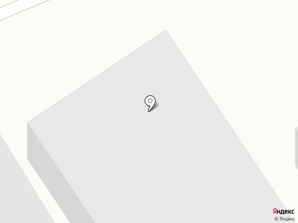 ТЕХСНАБ на карте Первоуральска