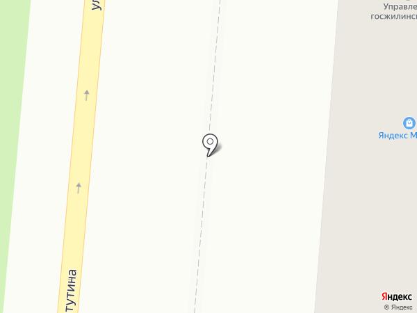 РОБЕК на карте Первоуральска