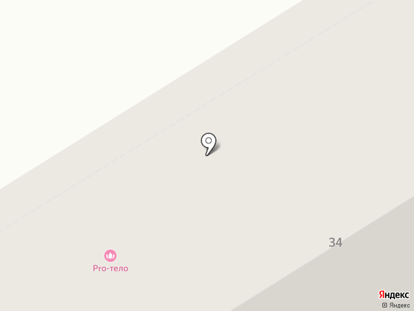 Кнопка на карте Нижнего Тагила