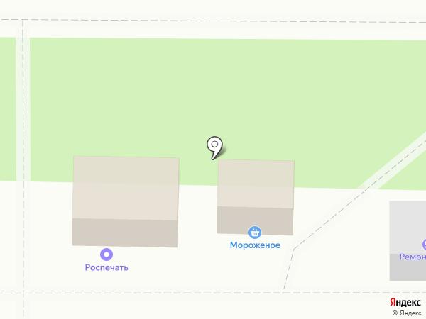 Мясной на карте Нижнего Тагила