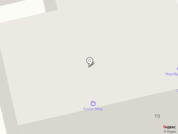 Согаз на карте Нижнего Тагила