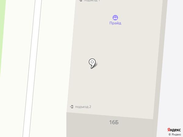 БЕЗОТКАЗОВ на карте Первоуральска