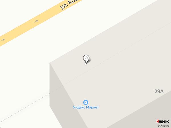 Магазин пряжи на карте Нижнего Тагила