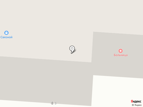Артег на карте Первоуральска