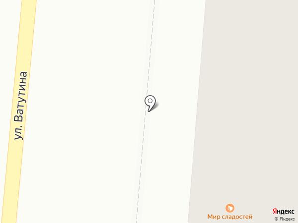 Ярмарка на карте Первоуральска