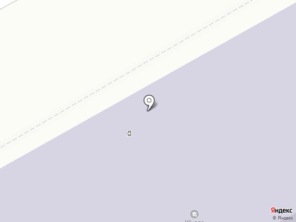 Детская школа искусств №1 на карте Нижнего Тагила