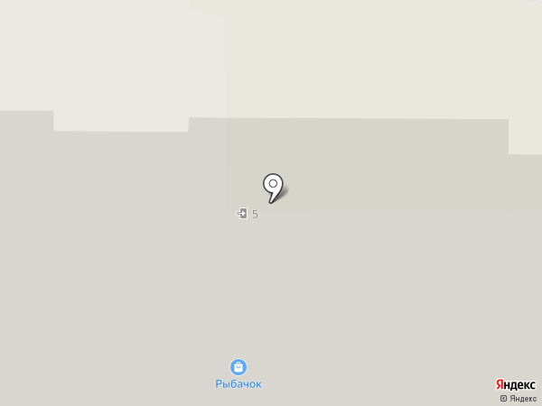 Студия пошива Ольга на карте Нижнего Тагила