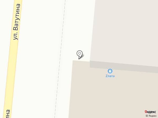 БИНБАНК, ПАО на карте Первоуральска