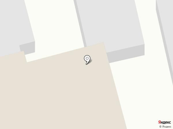 Сателлит на карте Нижнего Тагила