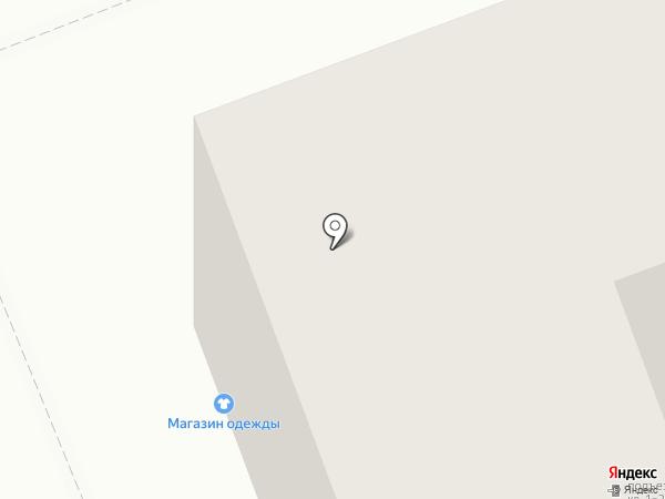 Непоседа на карте Нижнего Тагила