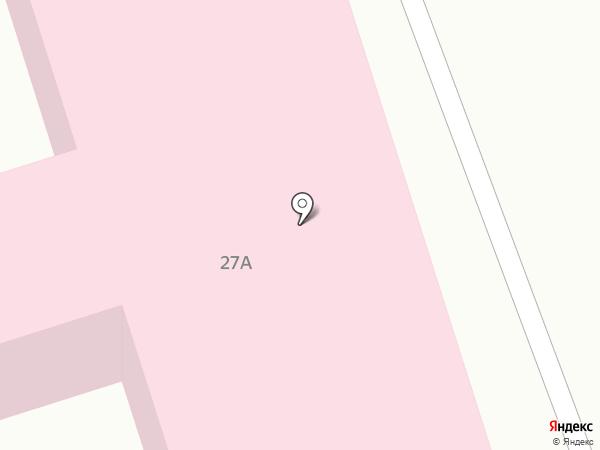 Нефрологический центр на карте Нижнего Тагила