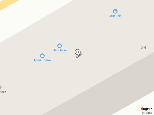 Эффект на карте Нижнего Тагила
