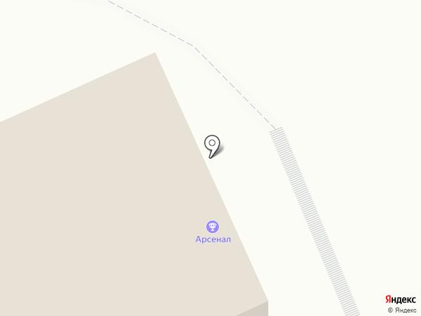 Comepay на карте Нижнего Тагила