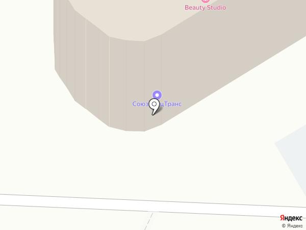 Кухня №1 на карте Нижнего Тагила