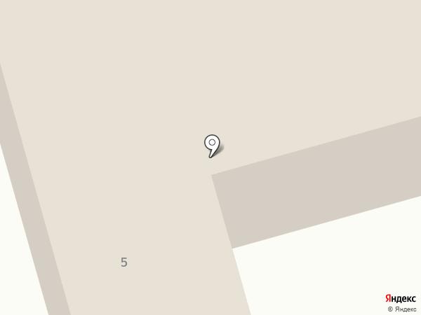 Отдел полиции №21 на карте Нижнего Тагила