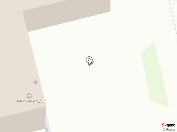 Ленинский районный суд на карте Нижнего Тагила
