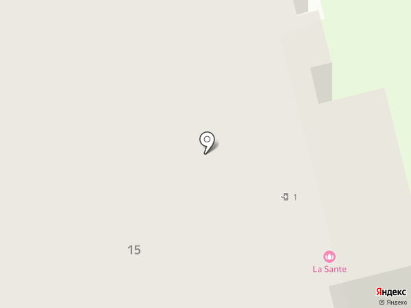 iDance на карте Нижнего Тагила