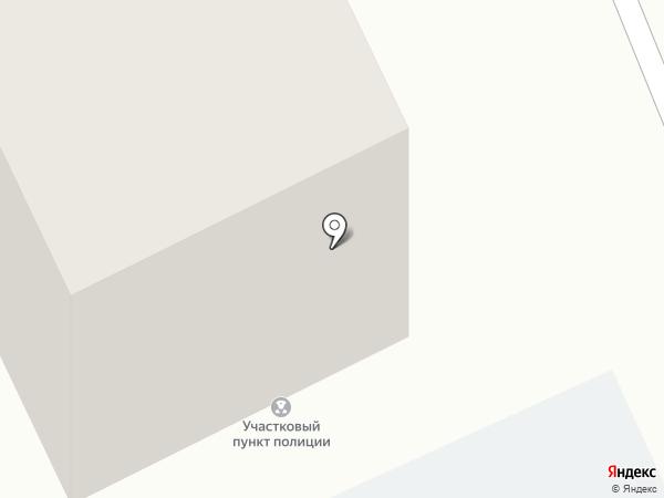 Вояж на карте Нижнего Тагила