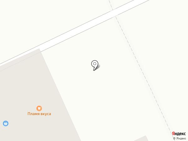 Просвет на карте Нижнего Тагила