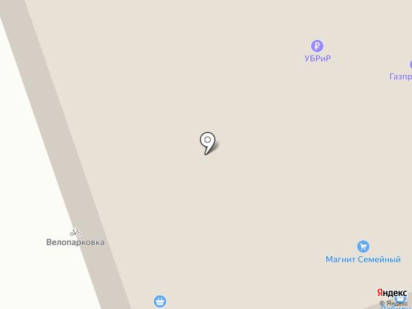 Парикмастерский магазин на карте Нижнего Тагила