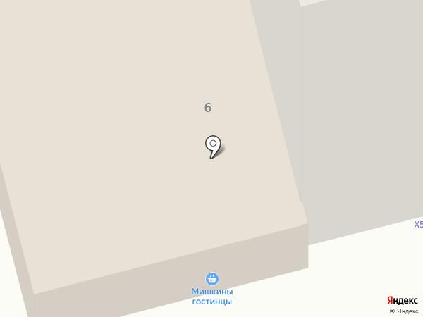 Магазин женского белья и трикотажа на карте Нижнего Тагила