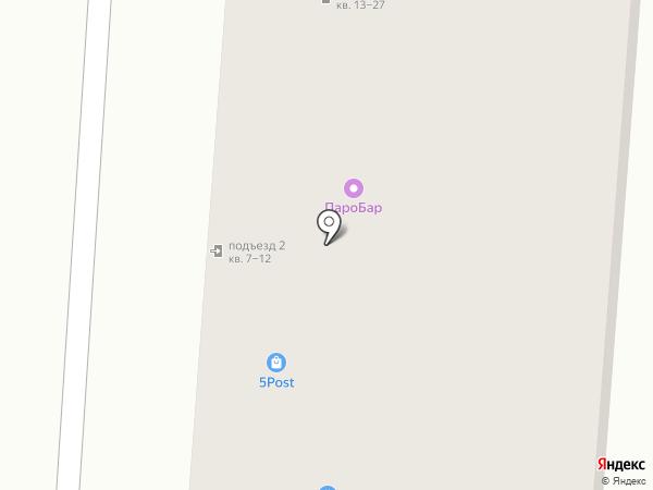 Торгаз на карте Первоуральска