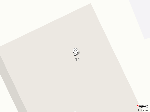 Хамелеон на карте Нижнего Тагила