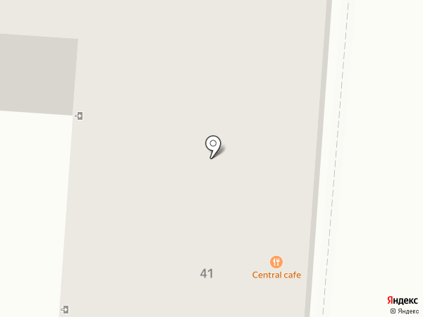 Металлург на карте Первоуральска