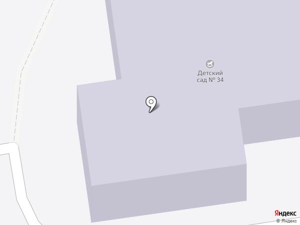 Детский сад №61 на карте Первоуральска