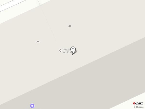 Мини-такси на карте Нижнего Тагила