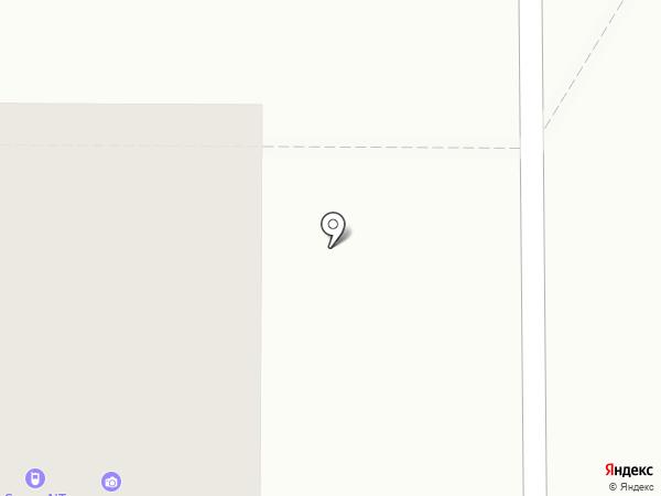 Сфера на карте Нижнего Тагила