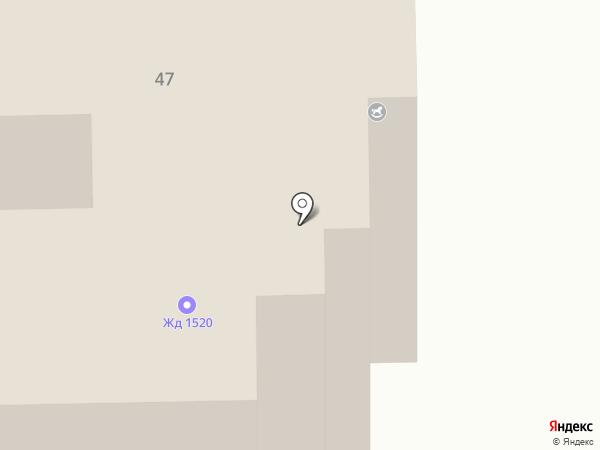 Тагилспецстроймонтаж на карте Нижнего Тагила