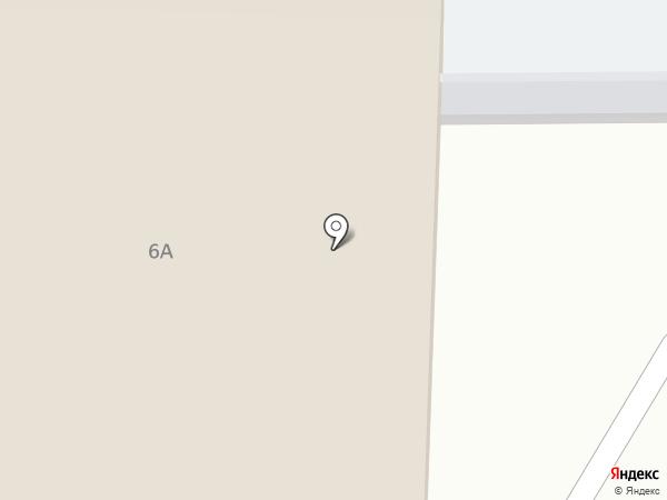 АВТО-КОЛОР на карте Нижнего Тагила