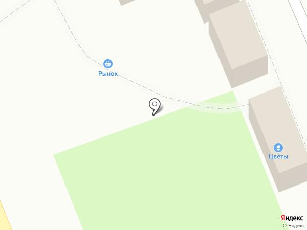 Лина на карте Первоуральска