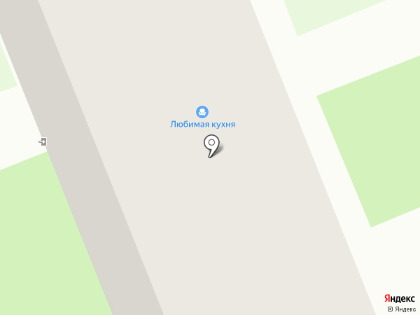 Любимая кухня на карте Первоуральска