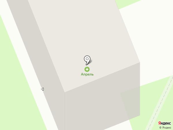 La Rose на карте Первоуральска