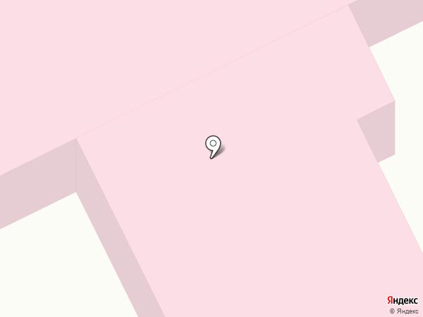 Госпиталь МВД на карте Нижнего Тагила