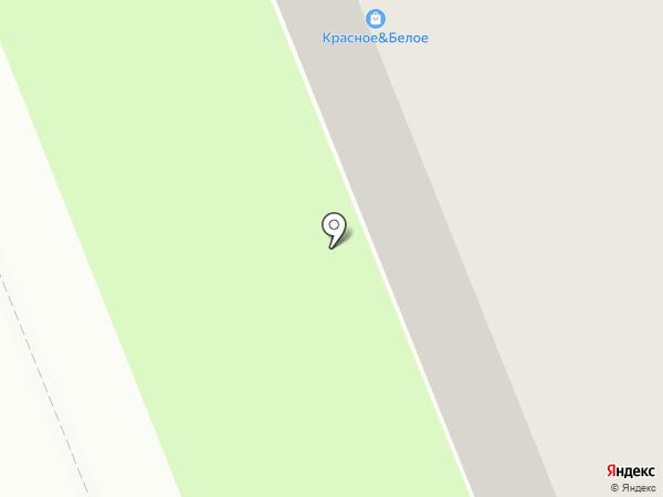 Браво на карте Первоуральска